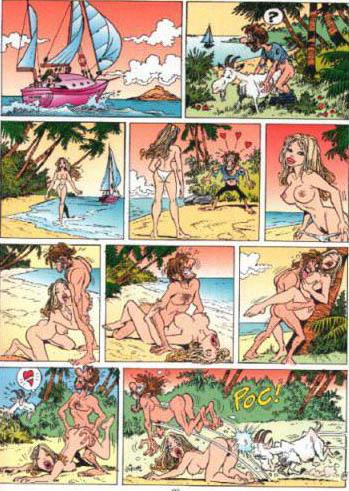 смешные секс комиксы