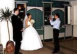 Видеосъемка на свадьбе
